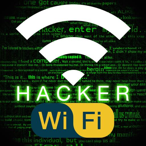 WiFi Password Hacker Simulator (Prank)