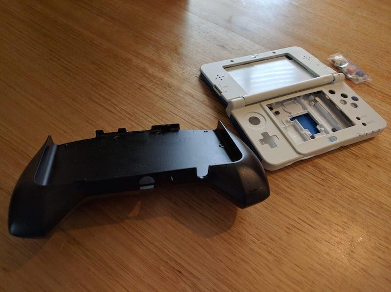 New 3DS modified case pi zero portable - RetroPie Forum