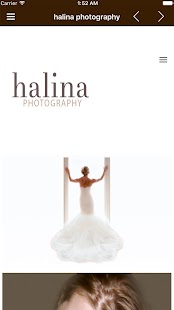 halina.photography- screenshot thumbnail