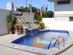 Photo: Hostal Diamond http://www.hostaldiamond.com/ Salinas Ecuadior
