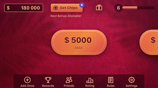 Caribbean Stud Poker 1.1.7 screenshots 2