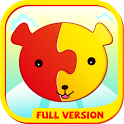 Puzzles for kids 80+ Jigsaws puzzles for toddlers icon
