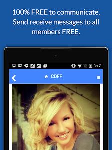 Christian Dating For Free App screenshot 5