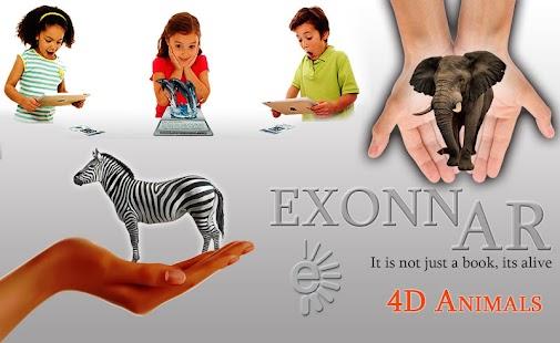 Exonn4D - náhled