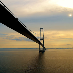 Storebæltsbroen by Frøydis Folgerø - Buildings & Architecture Bridges & Suspended Structures