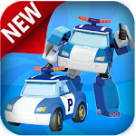 Super Robocar Hero Poli Games Icon