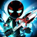 God Stickman: Battle of Warriors - Fighting games icon