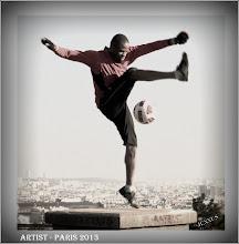 Photo: Artist - Paris 2013  http://goo.gl/vi0mV