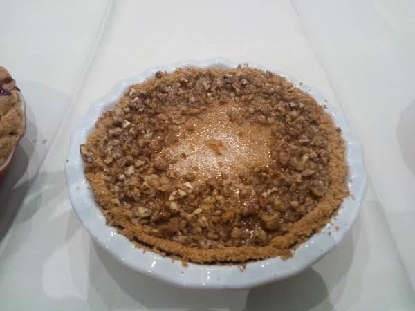 Dulce De Leche Pumpkin Cream Cheese Pie Recipe