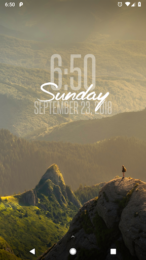 A Better Clock Widget  image 0