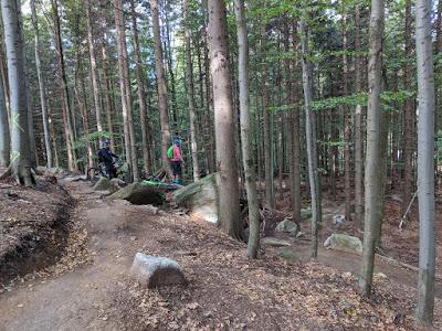 Rychlebske and Lipovske trails, Czech republic mtb - Sept 19