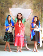 Photo: Bollywood lesson at Challenge Camp by Gargi (day 5)