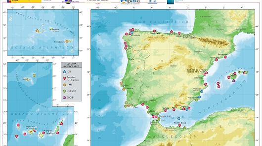 Almería, punta de lanza del sistema de alerta ante maremotos