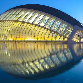 Hemisferic. Valencia by Luis Felipe Moreno Vázquez - Buildings & Architecture Other Exteriors
