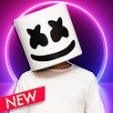 Marshmello Mask Camera Photo Editor icon