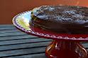 Chocococo - bolo de chocolate sem lacticínios - coberto com ganache