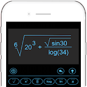 Scientific calculator (casio fx)