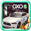 3D NYPD Police Car Play Free icon