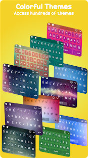 Download Party Emoji Sticker Keyboard For PC Windows and Mac apk screenshot 6