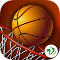 Swish Shot! Basketball Shooting Game icon