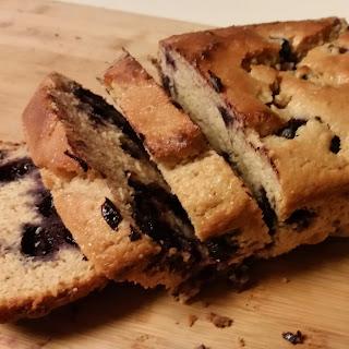 Lemon Blueberry Breakfast Bread Recipe