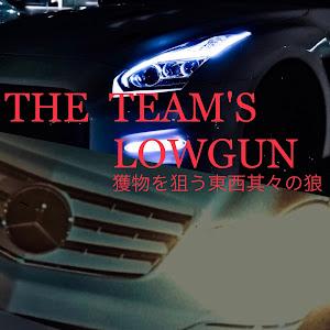 Eクラス セダン  のカスタム事例画像 たけ (Team's Lowgun)さんの2018年11月18日10:20の投稿