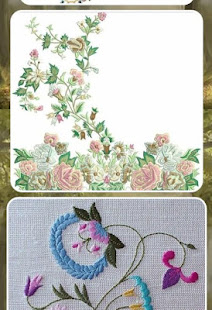 Embroidery Design Ideas - Apps on Google Play