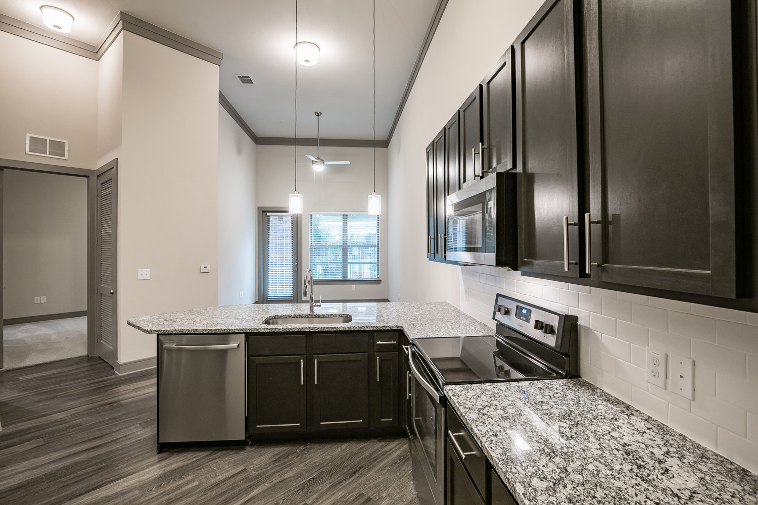 Allure Floorplan 1 Bed 1 Bath Verus Apartments In