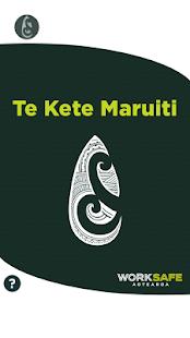 Te Kete Maruiti - WorkSafe NZ - náhled