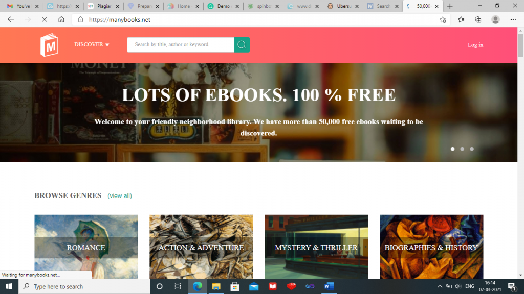Molti libri