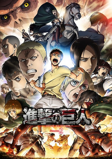 Shingeki no Kyojin Season 2 (Attack on Titan Season 2) thumbnail