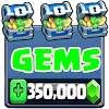 GEMS Glitches for Clash Royale Guide APK