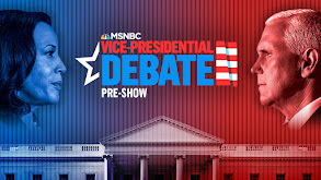 VP Debate Pre-Show on MSNBC thumbnail