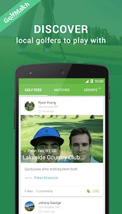 GolfMatch screenshot 2