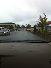 Photo: We ended up having to make an appointment for his driving test, so on to our next stop.....there it is, Safeway!