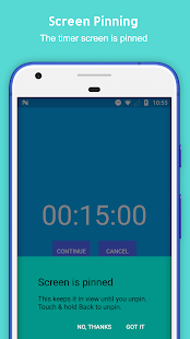 Fokusi - Productivity Timer/Notification Blocker - náhled