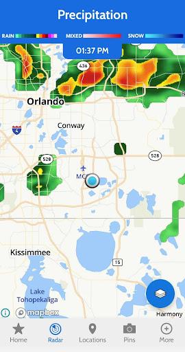News 6 Pinpoint Weather screenshot 6
