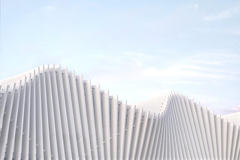 Fluttuazione Calatrava di Daniela Ghezzi
