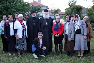 Photo: Бургас, обща снимка с енориашите, 12 май 2015 г.