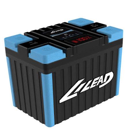 LiFeYPO4 batteri 12V/40Ah