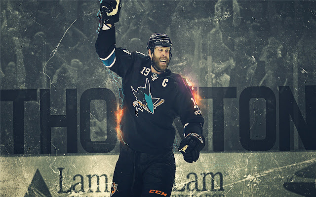Joe Thornton Themes & New Tab