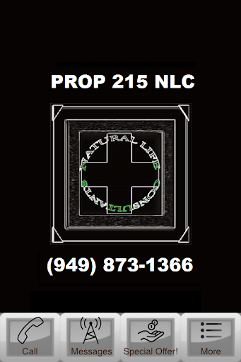 Prop 215 NLC