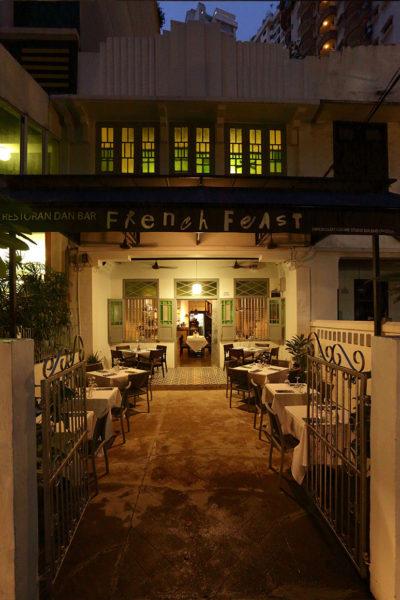 French restaurant in KL