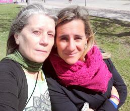 Photo: Gracias María Virginia!