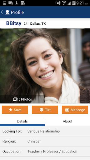 Christian People Meet Dating Screenshot