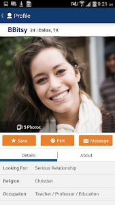 Christian People Meet Dating screenshot 1