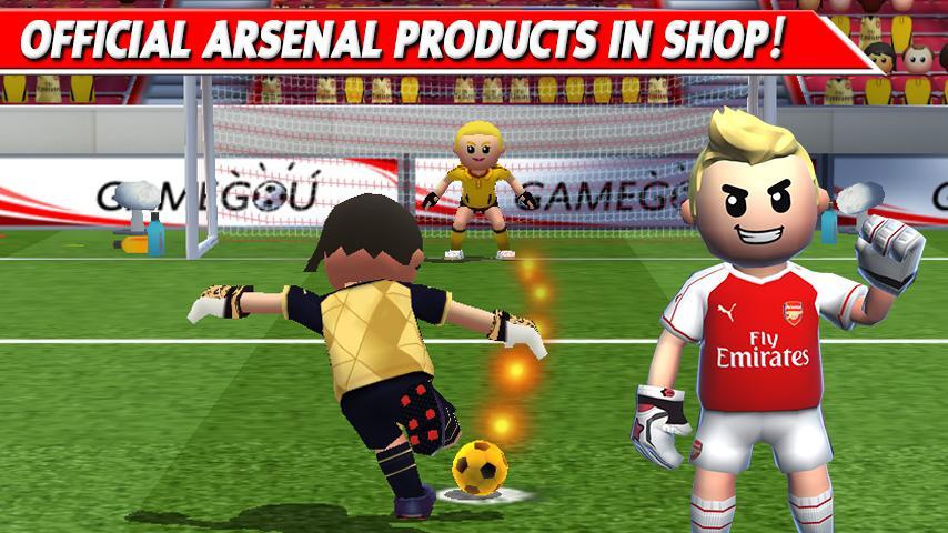Perfect Kick- screenshot