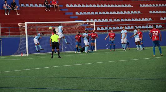 El CD El Ejido vence 0-6 al CF Adra en Miramar