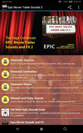 Epic Movie Trailer Sounds 2
