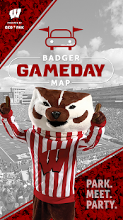 Badger Gameday Map- screenshot thumbnail